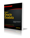 Expert Oracle Exadata (Image from apress.com)