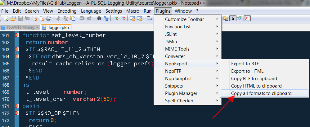 Add Code w/ Syntax Highlighting to PowerPoint « Tyler Muth's